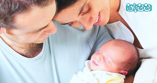 راهنمای بچه داری در اولین سال تولد