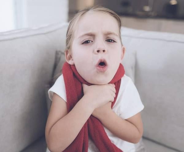 سرفه کودکان، دلیل و درمان