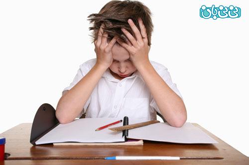 استرس کودک را چگونه کم کنم؟(3)