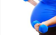 ورزش در بارداری، سه ماه اول را دست نگه دارید