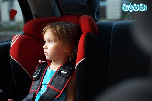 ده توصیه برای سفرهای ماشینی با کودکان