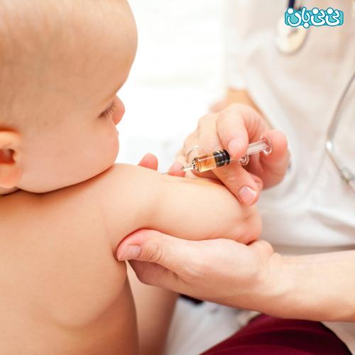 واکسن مننژیت نوزاد