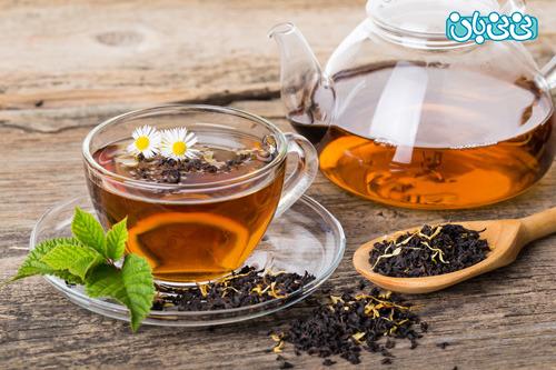آموزش آشپزی ویژه بارداری، چای ویژه