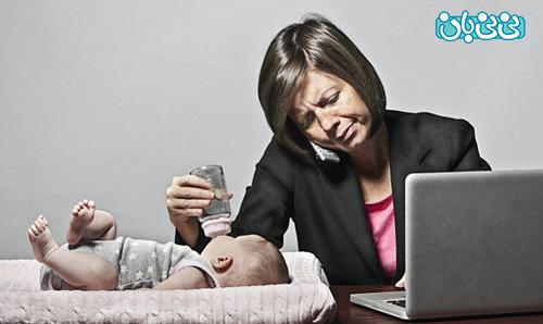 مادران کارمند؛ کودک آزاران پنهان!