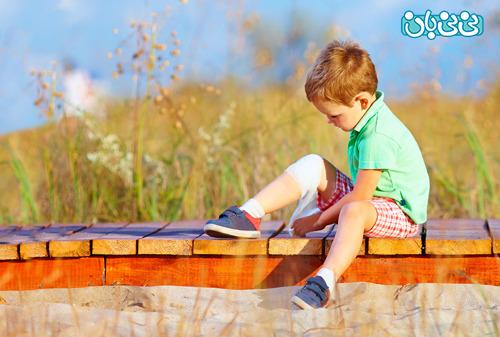 زانو درد در کودکان، شاید نیاز به جراحی داشته باشد