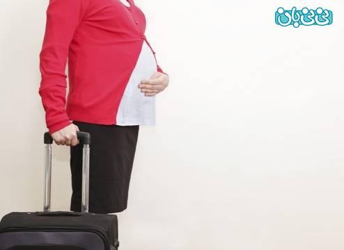سفر در بارداری و 13 توصیه مهم به مادران