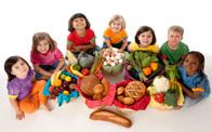 آموزش تغذیه سالم به کودکان، نخستین اولویتها