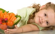 درمان کمبود آهن در کودکان، مواد غذایی غنی