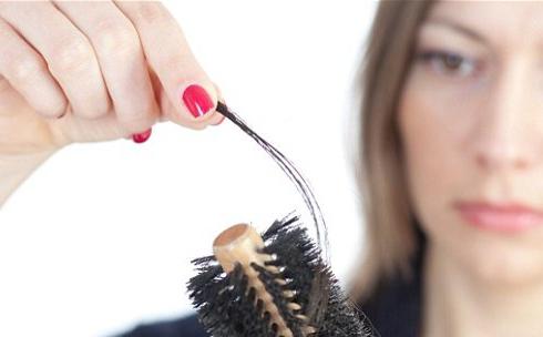 ریزش مو شدید بعد از زایمان