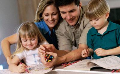 کودکانی سخاوتمند پرورش دهیم