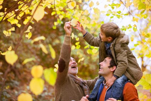 10 راز رابطه عاشقانه پدر و پسر