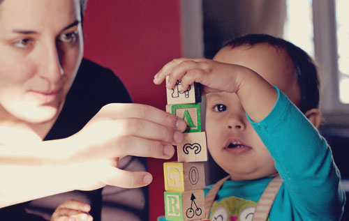 تقویت هوش فضایی کودکان، بهترین روش