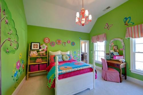 دکوراسیون اتاق کودک، زیبایی با کمترین هزینه