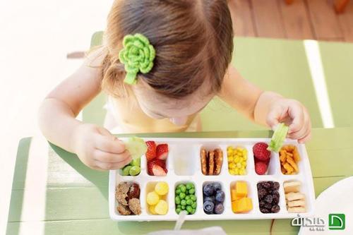 ایده های رنگی و ارزان برای جشن تولد کودکان