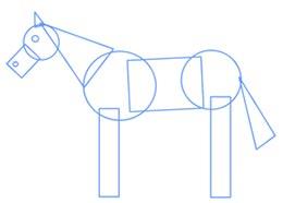 آموزش نقاشی اسب، خیلی زود حرفه ای شوید