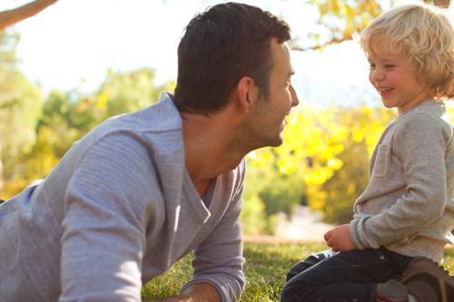 10 راه برای پدری بهتر بودن