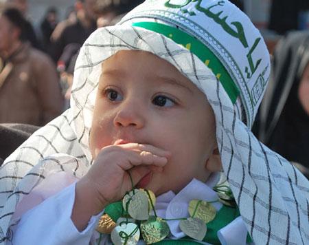 تأثیرگذاری مجلس روضه بر اطفال
