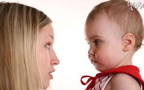 کلید قفل زبان کودک، در دستان والدین