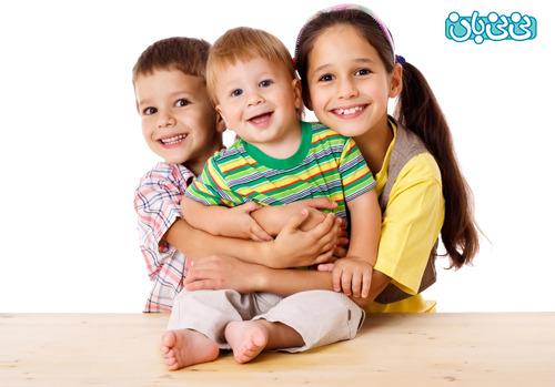 فرزندان وسطی چه ویژگیهایی دارند