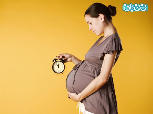 تقويم بارداری از صفر تا 9 ماهگی