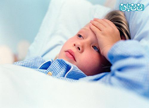 علائم طبیعی و غیرطبیعی بعد از ضربه به سر کودک