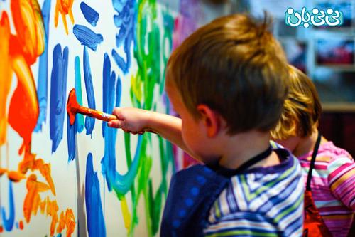 نقاشی کودکان را چگونه تفسیر کنیم؟