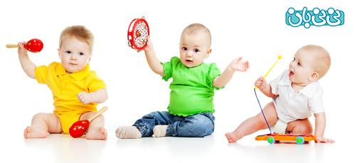 کودک را بر اساس بازی هایش بشناسید!