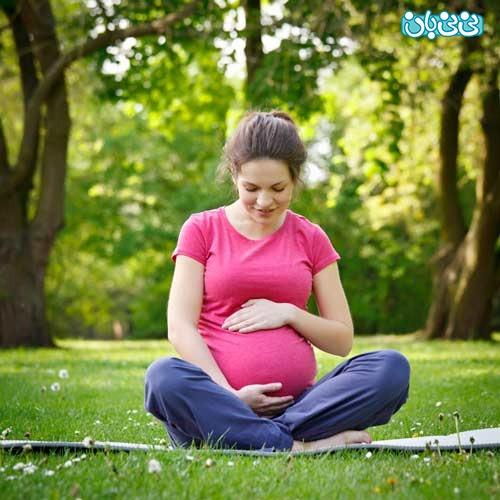 ماه اول بارداری بدن چه تغییری میکند؟