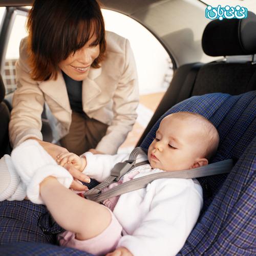 صندلی کودک ماشین و این 6 اشتباه (1)