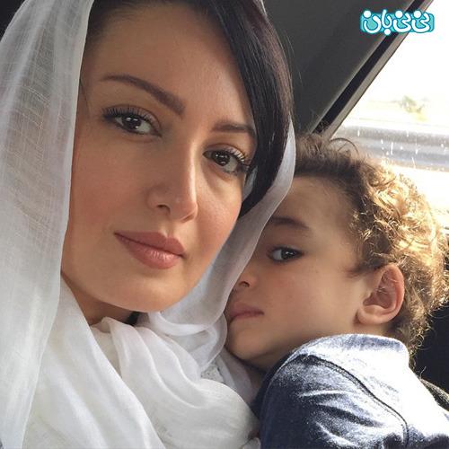 کودکانههای اینستاگرام، از رضا صادقی تا مهناز افشار
