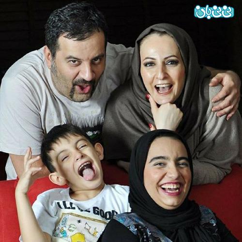 مهراب قاسم خانی و یک عکس خانوادگی در اینستاگرام
