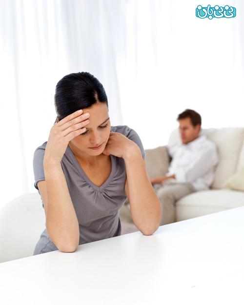 رابطه استرس با نازایی