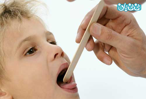 علائم بزرگی لوزه سوم در کودکان