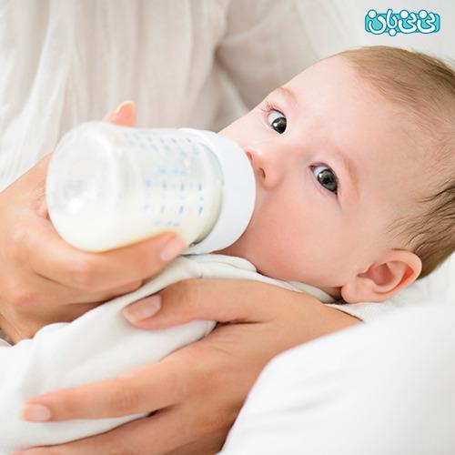 از شیر گرفتن نوزاد، کی وقتشه؟!(2)