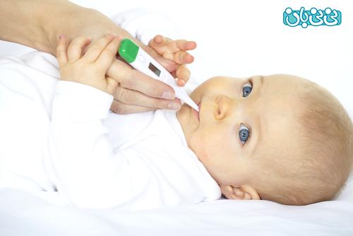 سرماخوردگی در نوزاد