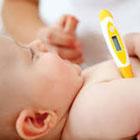 روش پایین آوردن تب نوزاد