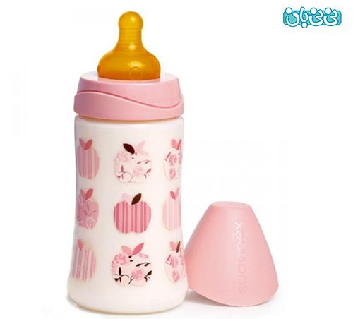 انواع شیشه شیر نوزاد