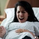 درد قبل از زایمان، تشخیص سخت زایی