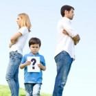 تاثیر طلاق بر کودکان، مشکلات رفتاری