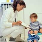 درمان یبوست در بچه ها، توجه کنید