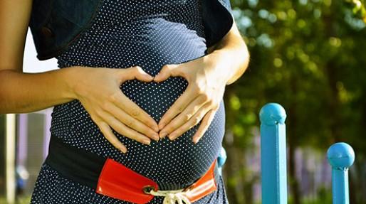 خطر کم کردن وزن در بارداری، ویار دارم