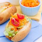 ساندویچ برای نوپا، ساده و خوشمزه