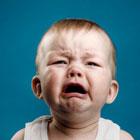 مثانه عصبی در نوزادان، موقع ادرار جیغ می زند!
