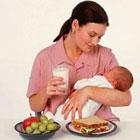تغذیه مناسب شیردهی، برنامه کامل