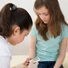 دیابت نوع یک در بچه ها، مشکلات