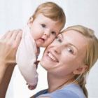 افتادگی پستان بعد از شیردهی، درمان