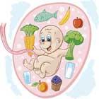 برای تقویت هوش جنین چه بخوریم؟