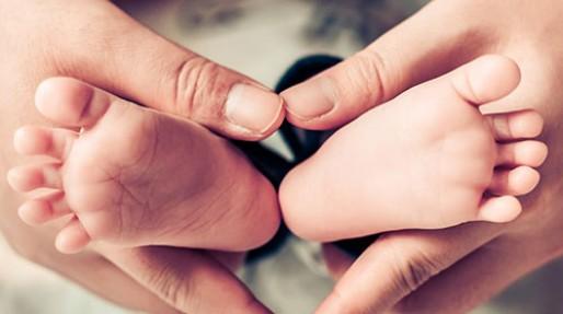 تشخیص پای پرانتزی در نوزادان، چجوری؟