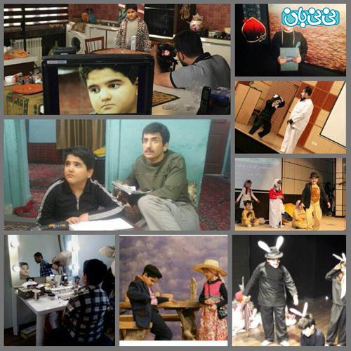 تئاتر کودک، آشنایی با ستارگان پانیذ