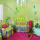 جداکردن اتاق خواب کودک، راهکارهایی مفید